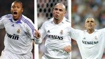 Top 10 dos artilheiros brasileiros do Real Madrid
