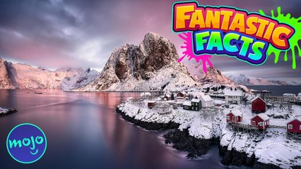 NORWAY! — Fantastic Facts