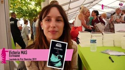 """Victoria Mas nous parle de son premier roman """"Le Bal des Folles"""""""