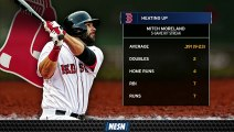 Mitch Moreland Has Been On A Tear Offensively Throughout Road Trip