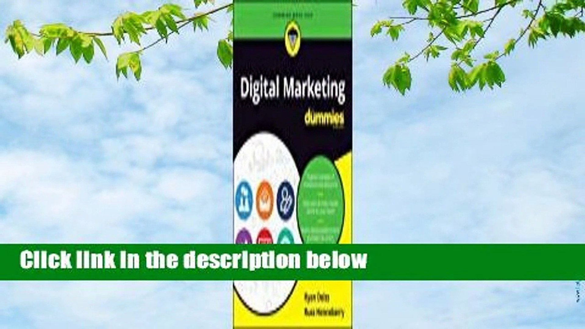 Full version  Digital Marketing for Dummies  Review