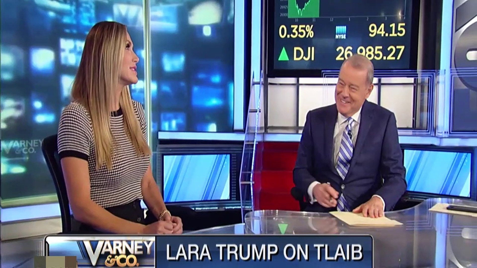 Lara Trump reacts to Rep. Tlaib selling 'Impeach the MF' T-shirts