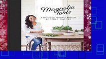 Full version  The Magnolia Table  Best Sellers Rank : #3