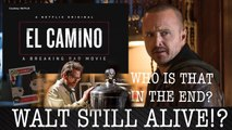 Breaking Bad El Camino Netflix Trailer Spoilers - Who is 'YOU READY'? Return of Walter White ?!