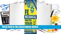 Full version FE Mechanical Practice Problems For Free