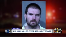 PD: Man shoots, kills driver for looking at him at red light in Phoenix