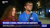 À Rouen, l'inquiétude des habitants grandit après l'incendie de l'usine Lubrizol