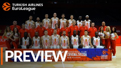 Video preview: Crvena Zvezda mts Belgrade