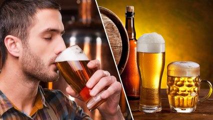 9 Benefits Of Drinking Beer    Beer Benefits    Boldsky Telugu