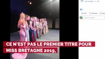 PHOTOS. Miss France 2020 : qui est Romane Edern couronnée Miss Bretagne 2019 ?
