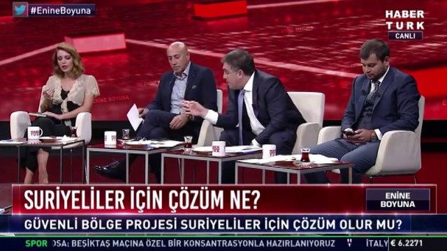 Canlı yayında Nagehan Alçı ile Ersan Şen tartıştı