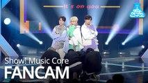 [예능연구소 직캠] TEEN TEEN - Its on you, 틴틴 - 책임져요 @Show! Music Core 20190928