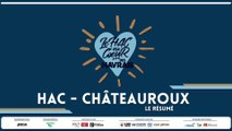 Le résumé de HAC - Châteauroux (0-1)