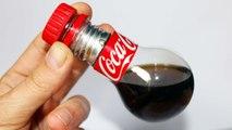 13 AWESOME COCA COLA TRICKS AND DIY IDEAS!