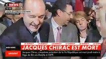 Disparition de Jacques Chirac: Retour en images sur la vie de l'ex-président de la République qui est décédé ce matin à l'âge de 86 ans - VIDEO