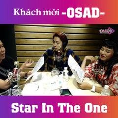 #OSAD cover cực đỉnh nhiều hit hot tại Talkshow của One Radio