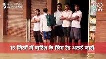 Deluge Brings Patna To A Standstill
