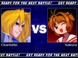 Charlotte vs. Sakura Kinomoto