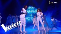 Aya Nakamura et Whitney - Djadja ,  Whitney ,  The Voice 2019 ,  Final