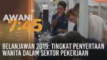 Belanjawan 2019: Tingkat penyertaan wanita dalam sektor pekerjaan - Lim Guan Eng