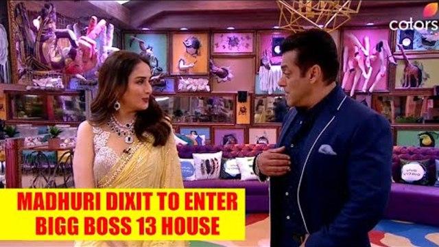 Madhuri Dixit to enter Bigg Boss 13 house