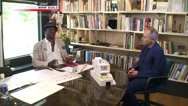 Japanology Plus - Japanophiles : Nsenda Lukumwena