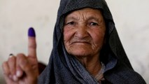 Voters defy attacks on Afghan election day