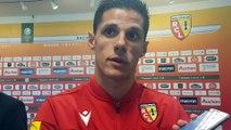 Florian Sotoca - RC Lens-Paris FC