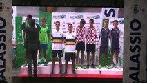 Podiums, Mondial Jeunes U18 et U23, Alassio 2019