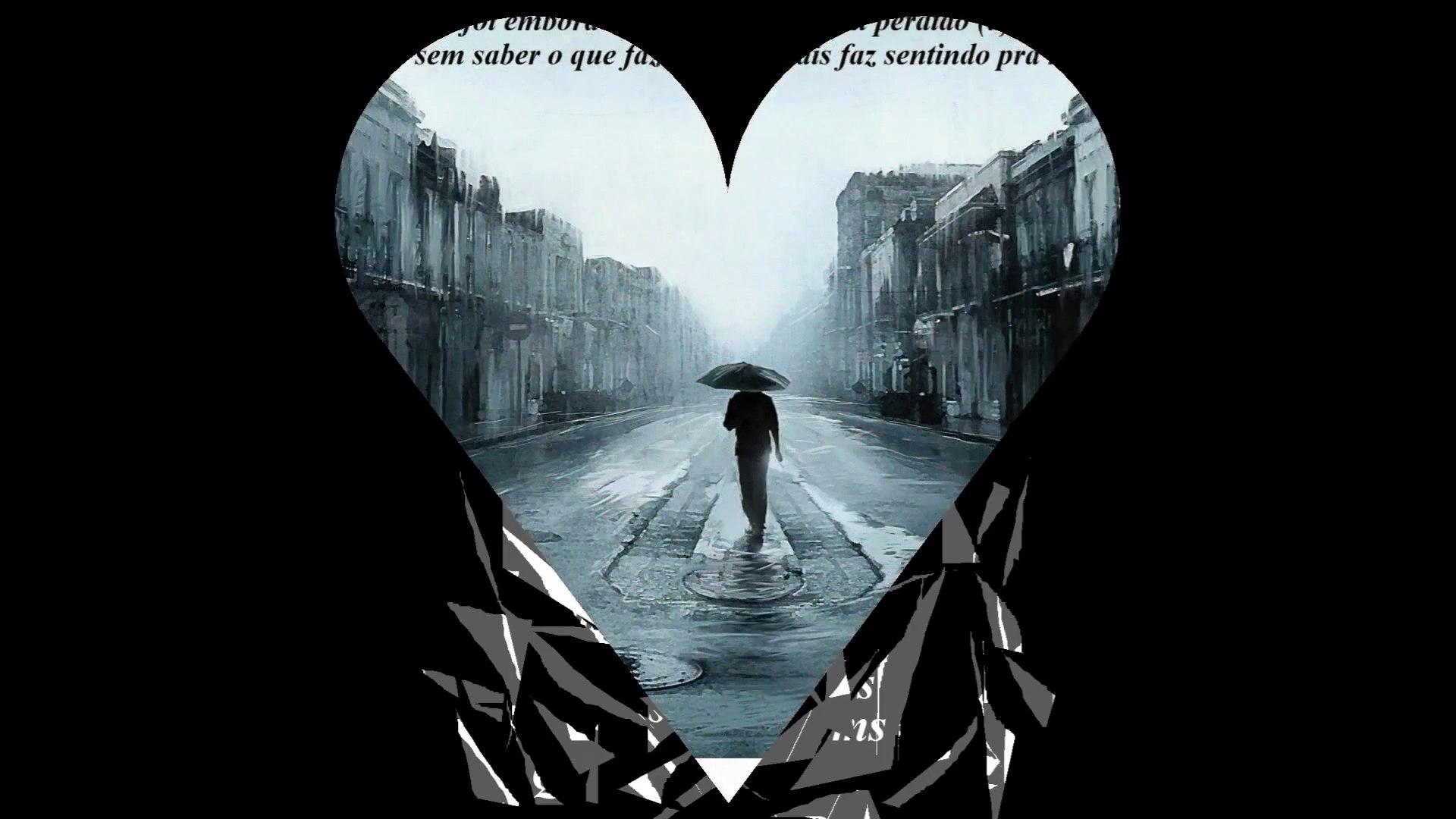 Você foi embora da minha vida, nada mais faz sentido para mim... [Frases e Poemas]