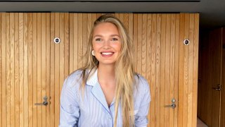 Supermodel Romee Strijd Shares Her Tricks for an Endless Summer Glow