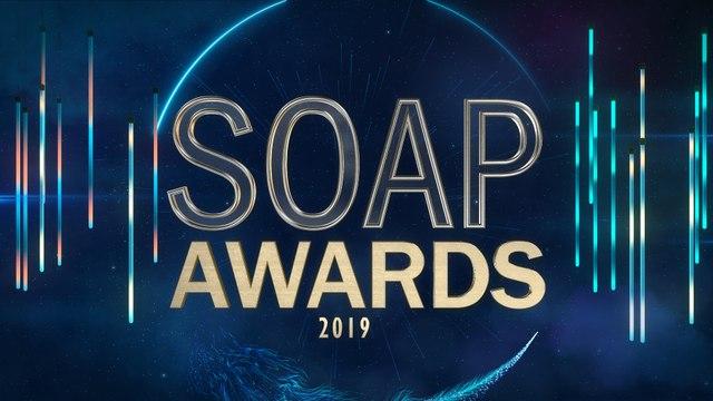 SOAP AWARDS 2019 : le replay complet de la cérémonie avec Ingrid Chauvin, Clément Rémiens (Demain nous appartient), Elsa Esnoult (Les mystères de l'amour), Sharon Case (Les Feux de l'amour), Fatmagül...