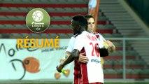AC Ajaccio - Valenciennes FC (2-0)  - Résumé - (ACA-VAFC) / 2019-20