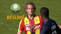 RC Lens - Paris FC (2-1)  - Résumé - (RCL-PFC) / 2019-20
