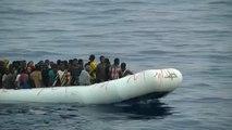 Naufrages d'embarcations de migrants en Libye et au Maroc
