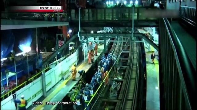 Japanology Plus - Urban Renewal