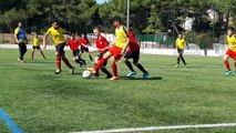 U13 niveau 1: ASMS/FCM:Les 2 buts du match en vidéo