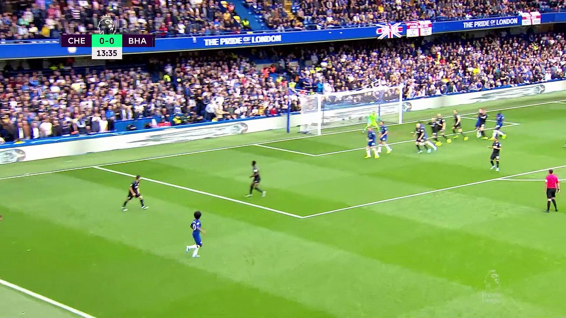 7. Hafta / Chelsea - Brighton : 2-0 (Özet)