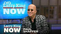 """He made me feel very comfortable"": Paul Shaffer on long-time relationship with David Letterman"