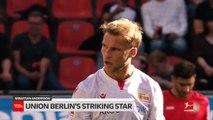 Bundesliga: Sebastian Andersson, Union Berlin's Striking Star