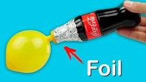 11 AWESOME COCA COLA TRICKS!