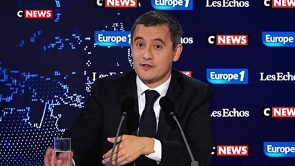 Gérald Darmanin - Europe 1 & CNews dimanche 29 septembre 2019