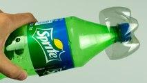 15 USEFUL IDEAS WITH PLASTIC BOTTLES -15 IDEAS ÚTILES CON BOTELLAS DE PLÁSTICO. Coca cola  - Sprinte