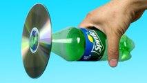 17 Useful Plastic Bottle Hacks Coca cola sprinte - 17 Ideas Útiles Con Botellas De Plástico