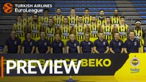 Video Preview: Fenerbahce Beko Istanbul