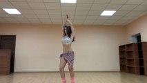 belly dance رقص شرقي ردح حركات الوسط والبطن وهز صدر عنيف رقص شرقي مصري شعبي رقص على اغنية تركي