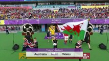 Highlights : Australia - Wales