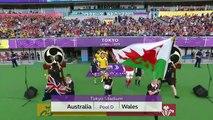Highlights : Australia - Wales