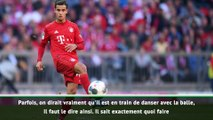 "Kovac : ""Coutinho ? On a l'impression qu'il danse avec le ballon"""