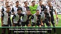 Juventus need to rest Cristiano Ronaldo - Sarri